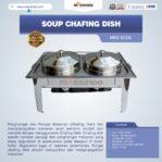 Jual Soup Chafing Dish MKS-SCD2 di Banjarmasin