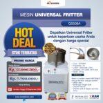Jual Mesin Universal Fritter QS508A di Banjarmasin