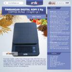 Jual Timbangan Digital Kopi 5 kg ARD-TBG5 (coffee scale) di Banjarmasin