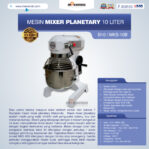 Jual Mesin Mixer Planetary 10 Liter (MKS-10B) di Banjarmasin