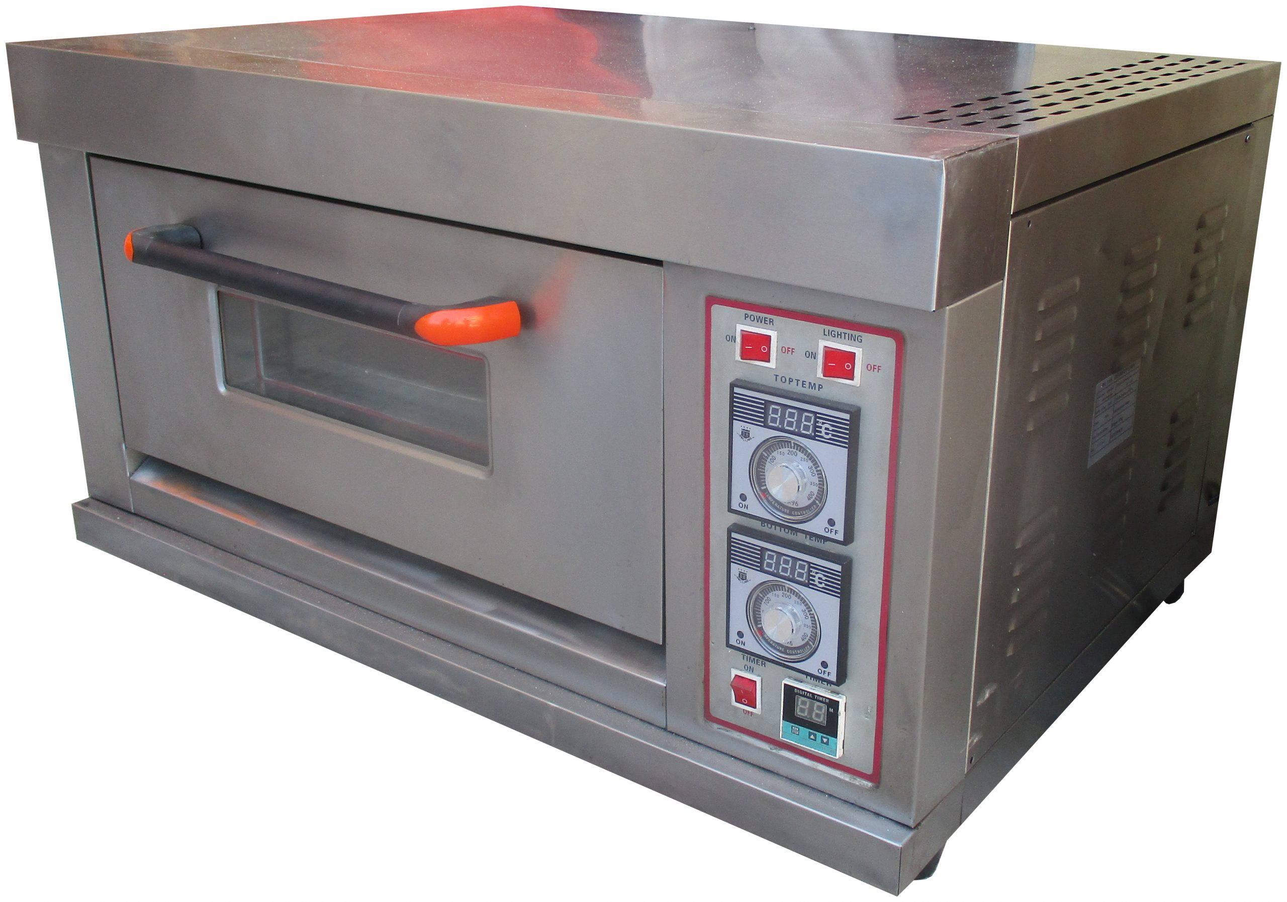 Jual HOT DEAL Mesin Oven Roti Gas 1 Loyang RFL-11SS di Banjarmasin