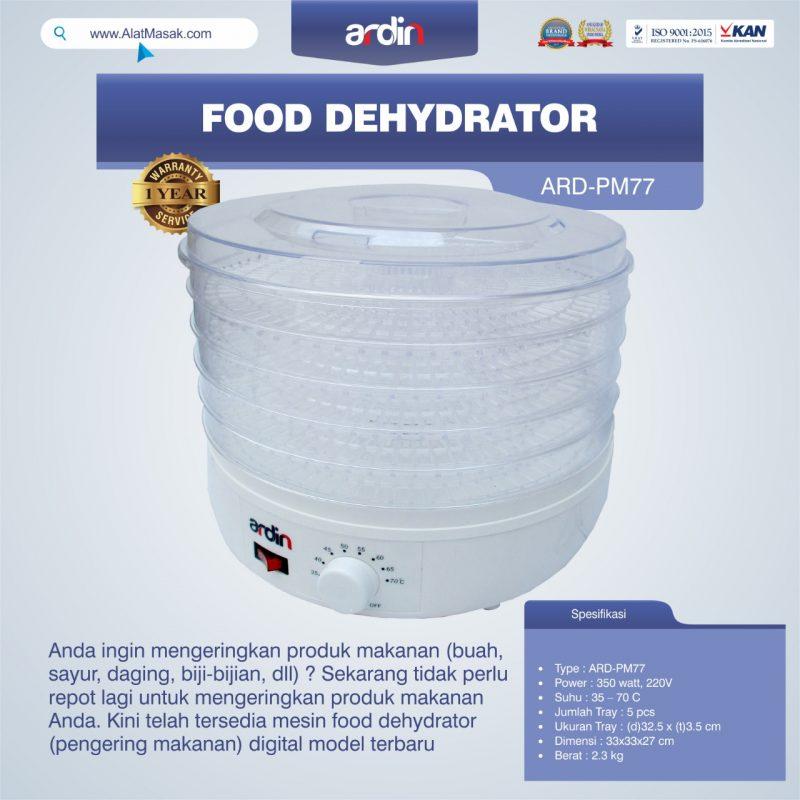 Jual Food Dehydrator ARD-PM77 di Banjarmasin