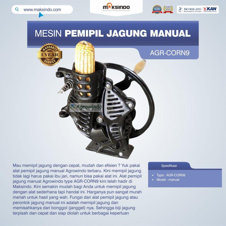 Jual Alat Pemipil Jagung Manual Agrowindo AGR-CORN9 di Banjarmasin
