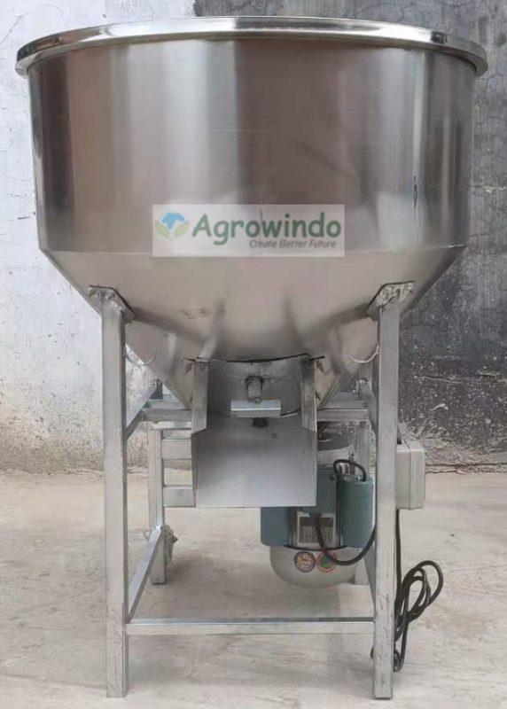 Jual Mesin Mixer Vertikal Pencampur Tepung dan Biji  AGR-MVT60 di Banjarmasin
