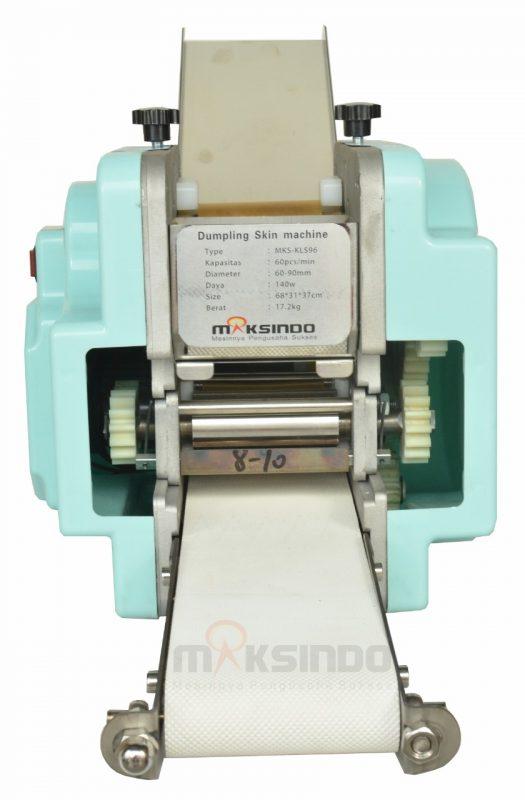 Jual Mesin Pembuat Kulit Pangsit, Siomay, dll (Dumpling Skin Machine) MKS-KLS96 di Banjarmasin