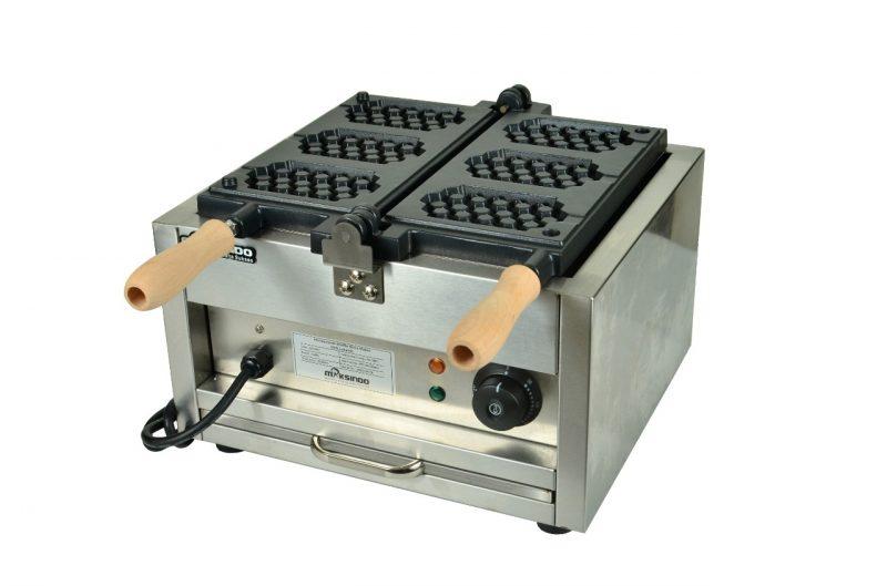 Jual Mesin Waffle Stick Bentuk Sarang Madu MKS-Lebah02 di Banjarmasin