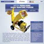 Jual Mesin Perajang Kayu dan Ranting – CP07 di Banjarmasin